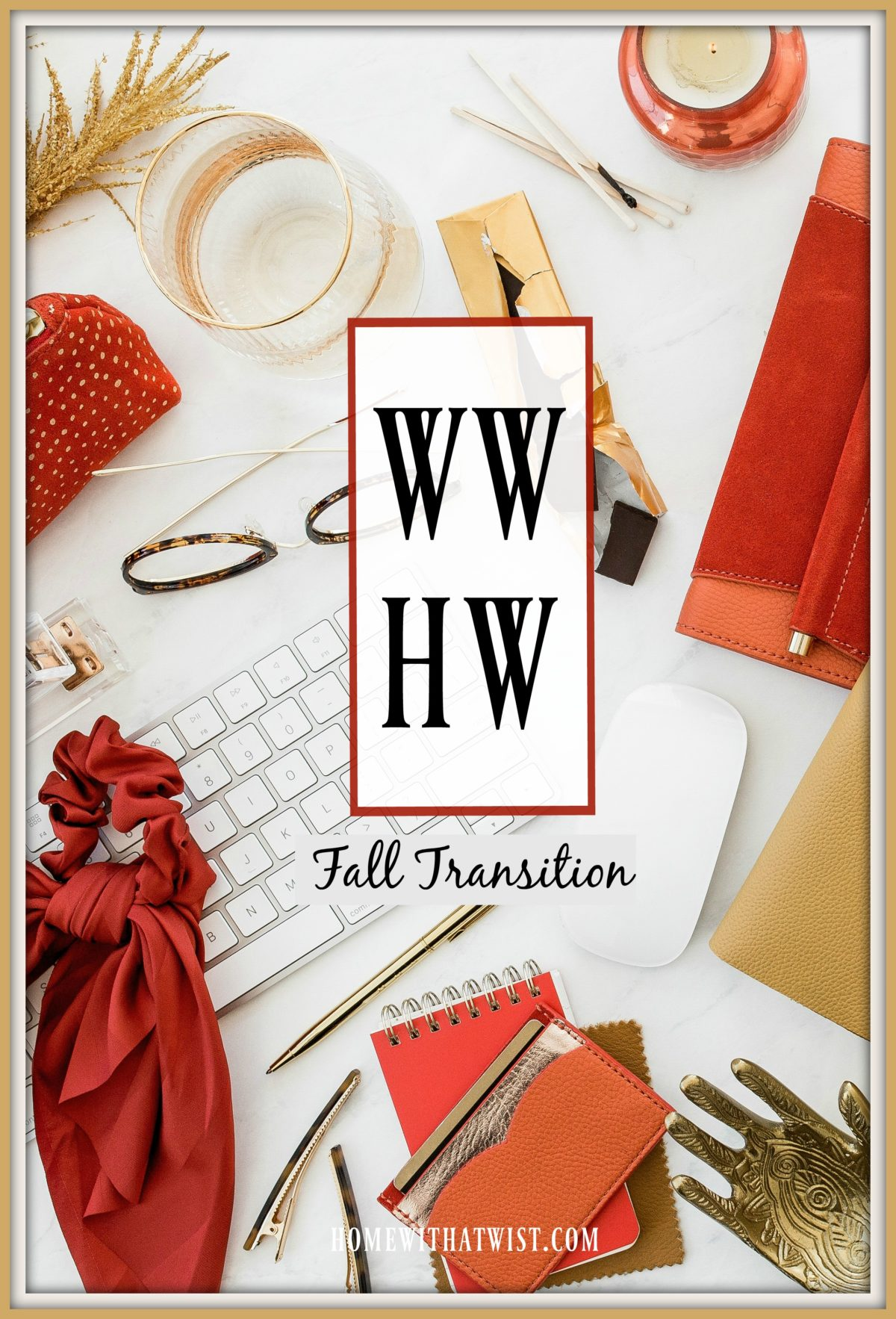 What Would Holley Wear: Transitioning with Fall Colors