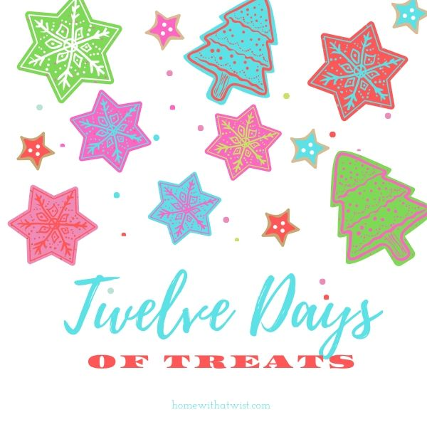 Twelve Days of Treats – Rule the Yule!