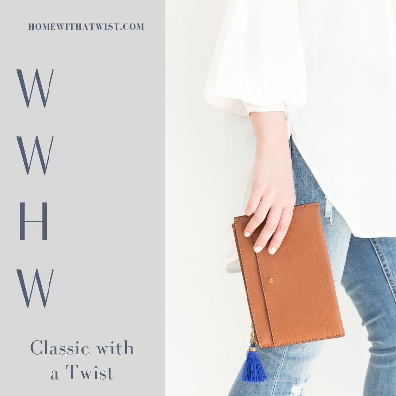 What Would Holley Wear: Classic with a Twist