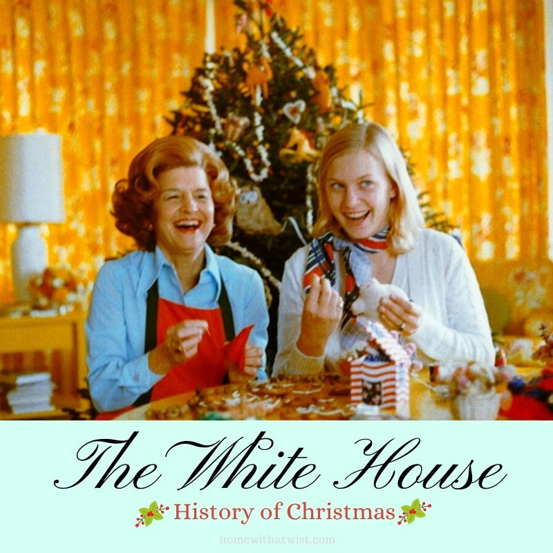The White House – History of Christmas