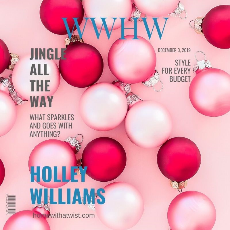 What Would Holley Wear: Jingle All The Way