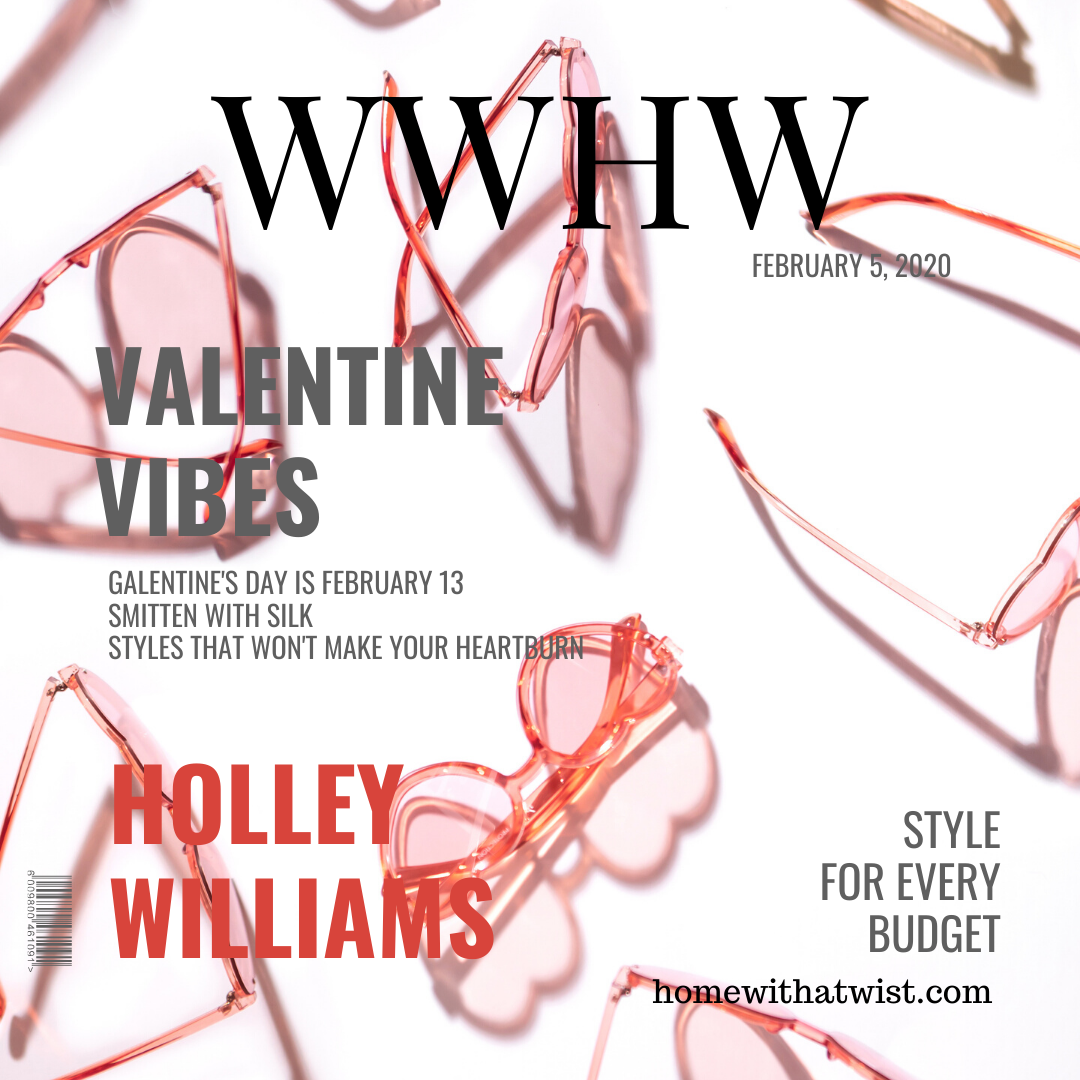 What Would Holley Wear: Valentine Vibes