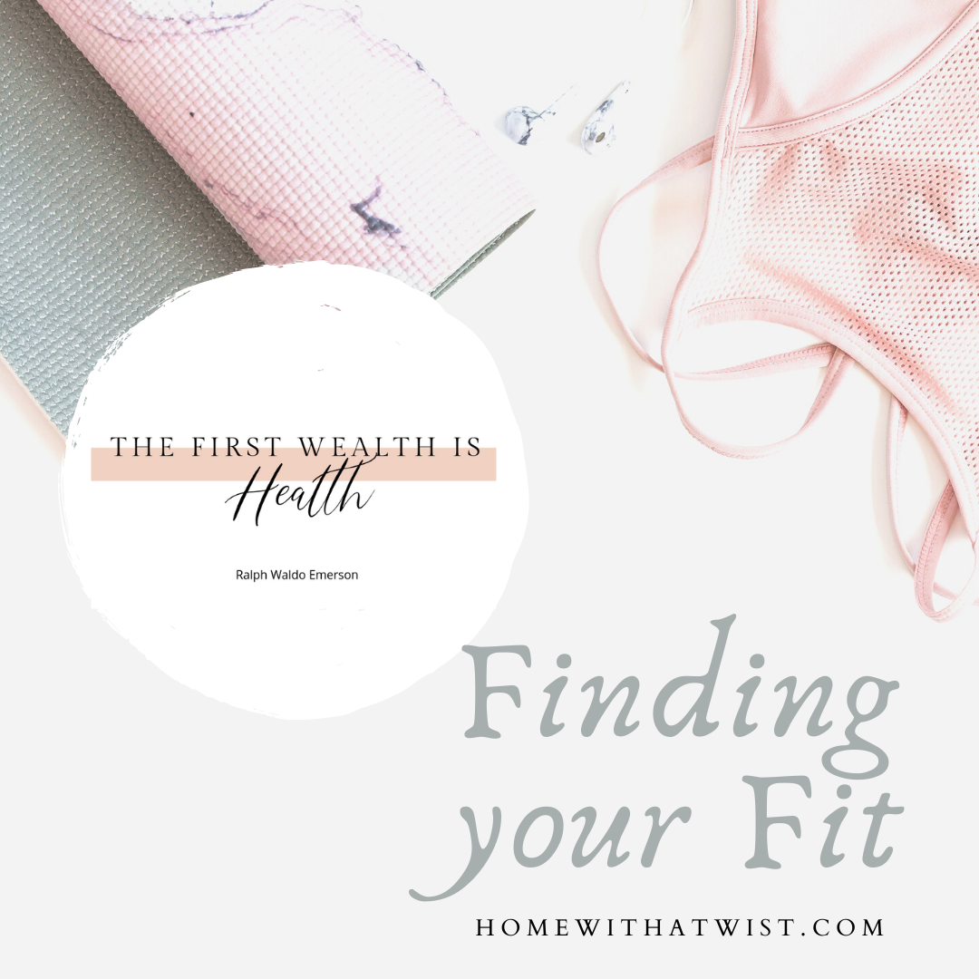 Finding Your Fit – Get Creative With your Fitness Routine