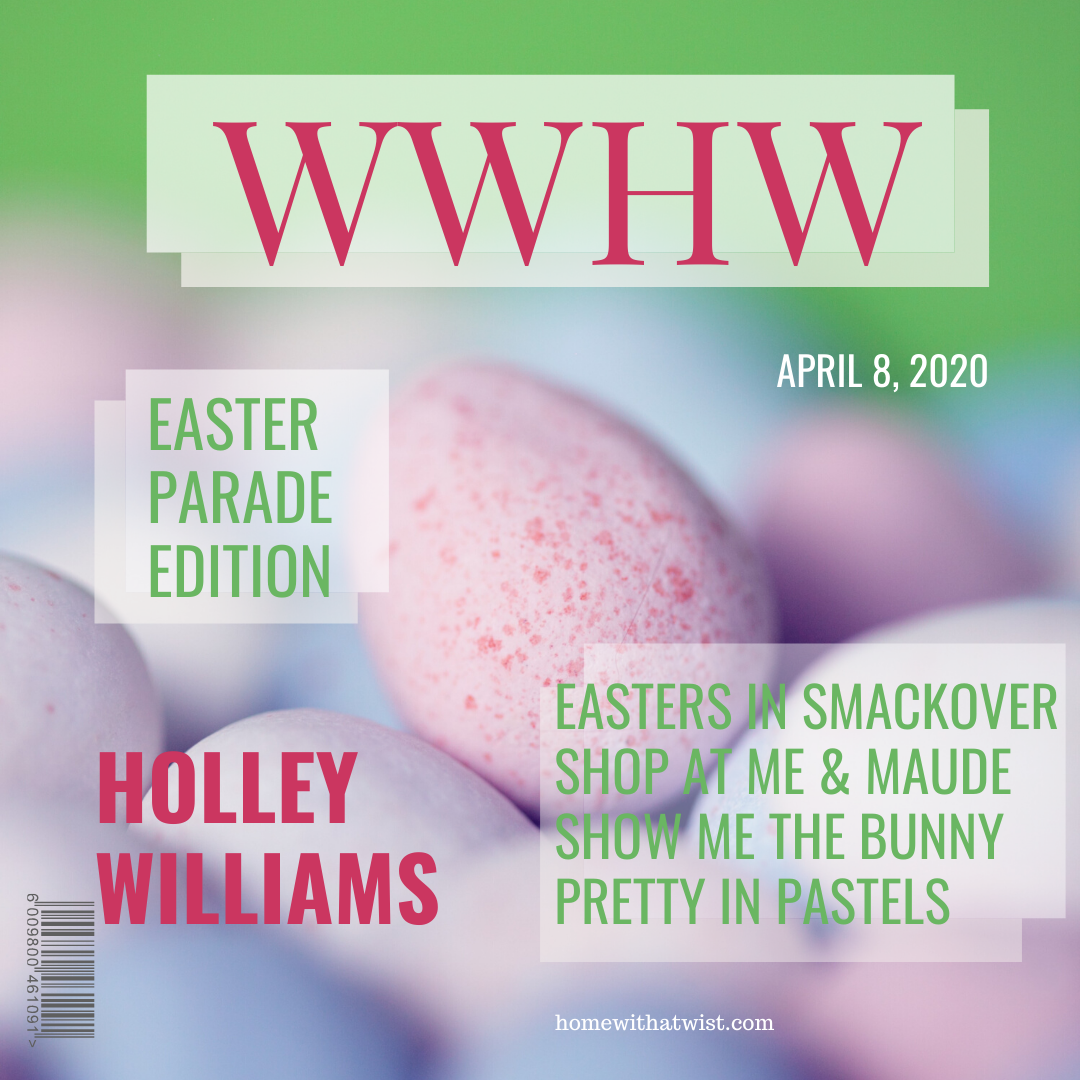 What Would Holley Wear: Easter Parade