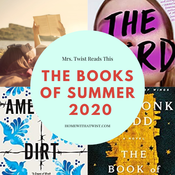 Our Books of Summer 2020