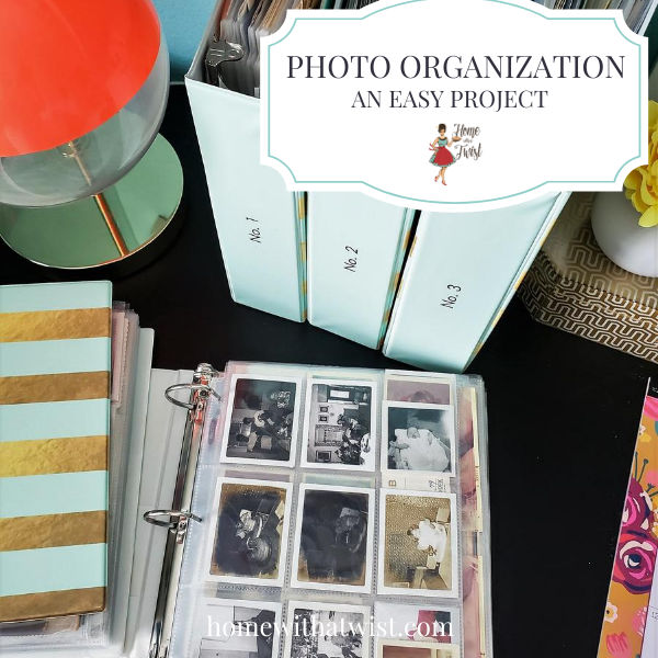 Organizing Your Photos in Binders