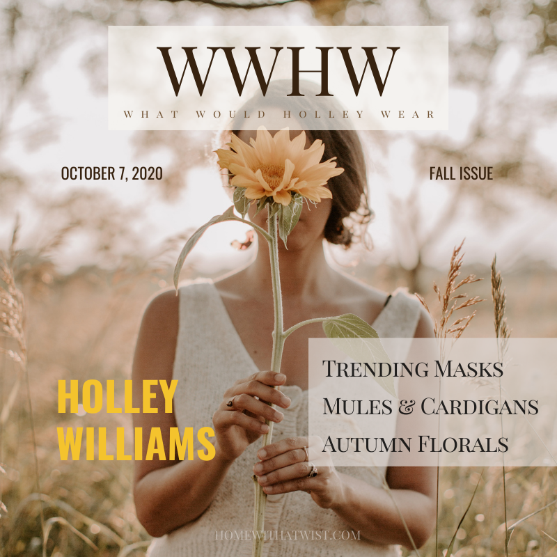 What Would Holley Wear: Fall Favorites