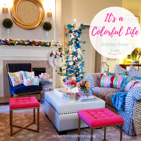 It's a Colorful Life Christmas Tour – The Family Room