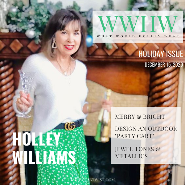 What Would Holley Wear: Merry and Bright